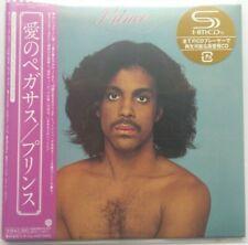 Prince - s/t Japan Mini LP SHM-CD with OBI WPCR-13531 NEU