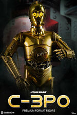 C3PO Star Wars Sideshow Premium Format Figure Not Hot Toys IN STOCK