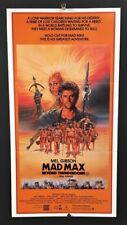 Mad Max 3 Beyond Thunderdome 1985 - Movie Poster Daybill -   *Hollywood Posters*