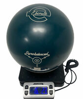 NEW -Ebonite FIREBOLT SO- BOWLING BALL 16lb NEVER DRILLED Gyro-balanced NOS
