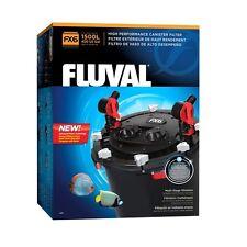 Fluval Aquarium External FX6 High Performance Compact Canister Filter Fish Tank