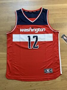 NEW Kelly Oubre Jr Washington Wizards Jersey #12  Adult Size Large Fanatics
