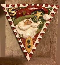 Kurt S. Adler Inc. Santa Ornament