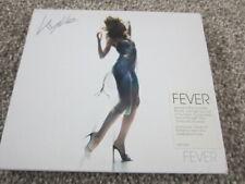 (-0-) Kylie – Fever 2 x CD album bonus disc edition  CD UK TRUSTED SELLER