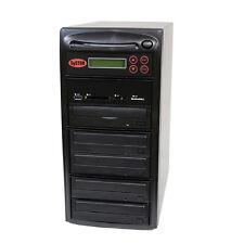 SySTOR 1 to 4 USB/SD/CF/MS Multi Media Card Memory Flash to CD DVD Duplicator