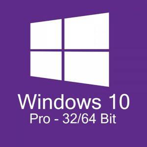 Microsoft Windows 10 Pro N Produktschlüssel Software Key orig. Betriebssystem