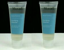 2 x Murad Acne Clarifying Cleanser 4.5fl oz/135ml New Exp 3/2020 New  sealed