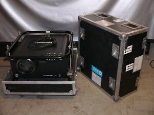 Panasonic DLP Projector PT-D10000E HD IN Roll Case Jh