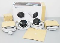Google Nest Cam NC2400ES Outdoor Security Camera 2-Pack