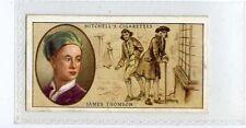 (Ja5733-100) Mitchell,Famous Scots,James Thomson,1933#20