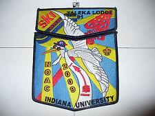 OA Taleka Lodge 81, 2009 NOAC,Cool Egret,2,Two Part,32,51,100,114,Okaw Valley,IL