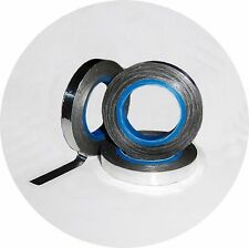 """1 CONDUCTIVE 1/4"""" X 50' ROLL SENSING FOIL TAPE / REEL TO REEL  -  8 TRACK ACCY."""