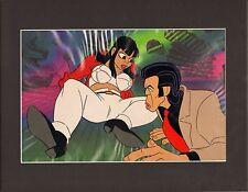 Ralph Bakshi Hey Good Lookin 1973-82 production animation Cel with COA