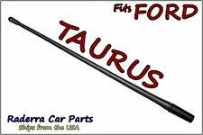 "FITS: 1986-2009 Ford Taurus - 13"" SHORT Custom Flexible Rubber Antenna Mast"