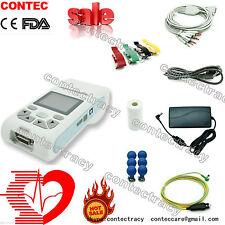 Handheld 12-lead Electrocardiograph Portable ECG,FDA