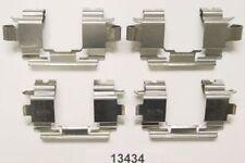 Better Brake Parts 13434 Front Disc Brake Hardware Kit