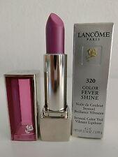 Lancome Color Fever Shine 3,99 g  Vibrant Lipshine  nr. 320 Purple Surge