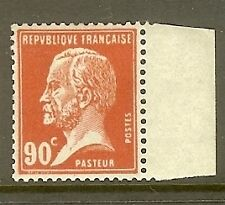 "FRANCE STAMP TIMBRE N° 178 "" TYPE PASTEUR 90c ROUGE "" NEUF xx SUP"