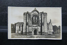 Bolton Abbey (West Front) - Vintage RP Postcard, Unposted, early 1900s.