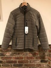 Deerhunter Verdun Jacket With Thinsulate Platinum Size S Men's 5809 New With Tag