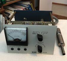 CVC Procucts Inc. Pirani Gauge GP-310 rack mounted with 2 Pirani tubes no cable
