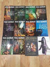 Neil Gaiman Sandman TPB Lot (Used)