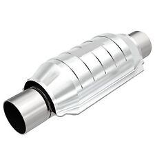 MagnaFlow Catalytic Converter UNIVERSAL-Fit Inlet/Outlet Diameter 2.0 in. 53004