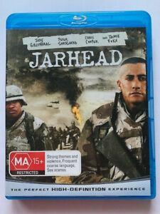 Jarhead, 2005, Biographical War Drama, Rated MA, VGC, Region B, Free Post