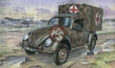 CMK 1/35 Volkswagen Kastenwagen Type 83 Reichspost / Type 86 Ambulance T35018