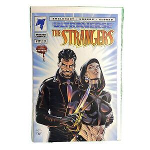 Ultraverse The Strangers Comic Book 1 2 3 4 5 6 1-21 Annual 1