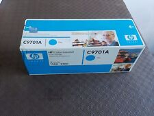 Toner Ciano C9701A originale per stampante HP Color LaserJet 1500/2500