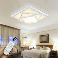 Stylehome LED Lámpara de techo, No Y COMPLETO regulable con control remoto 6906
