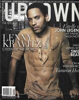 Uptown Magazine Lenny Kravitz John Legend Estelle Swizz Beatz Tamron Hall 2011