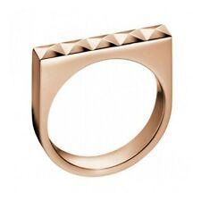 Calvin Klein Anello Donna Collezione Edge KJ3CPR1001
