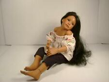 Morning for Marisa Porcelain Doll by Renate Hockh Georgetown Collection 1996