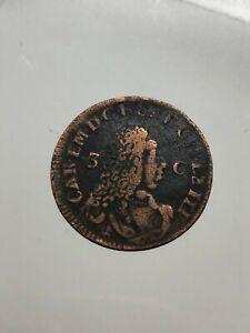3 Cagliaresi 1732 CAGLIARI Carlo Emanuele III
