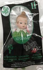 THE WIZARD OF OZ  #11 Lollipop Munchkin 2008 McDonald's Madame Alexander NIP