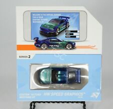 Hot Wheels id Custom '18 Ford Mustang GT Series 2 | HW Speed Graphics NEW 2020