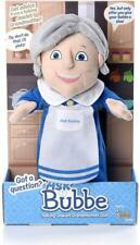 New! The Mensch on a Bench Ask Bubbe – Talking Grandma Doll
