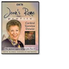 JOAN'S ROME: PROFILE - CARDINAL DZIWISZ: AN EWTN  DVD