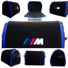 """🇩🇪 BMW """"/// M"""" Design.🏁Trunk Cargo Organizer (L), Boot Cargo Storage in Bag.✅"""
