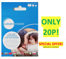LEBARA Mobile Sim Card Pay As You Go 4G Data Standard/Micro/Nano SEALED Only 20P