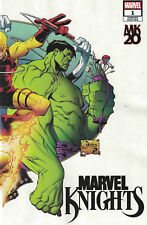 MARVEL KNIGHTS #1 : JOE QUESADA 1:100 HIDDEN GEM VARIANT : MARVEL COMICS 2018
