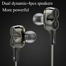 Headphone Wired Stereo in Ear Fashion Desight with mic  new Hight Quality