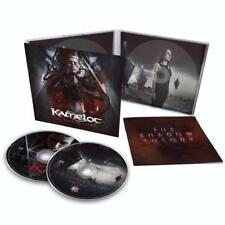 KAMELOT THE SHADOW THEORY (DELUXE EDT.) DOPPIO CD NUOVO SIGILLATO