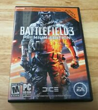 Battlefield 3: Premium Edition (PC, 2012)