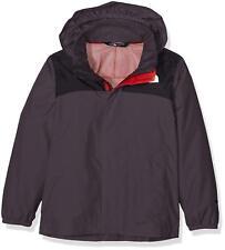 The North Face Gr. L 158 Jungen Jacke Outdoorjacke Grau Reflective Resolve A6699