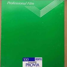 Fuji Provia ISO 100 - 50 sheets - EXP 08/1999
