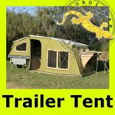 Gordigear Savannah Camper Trailer Tent -2 year warranty / unrivaled features