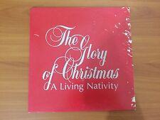 Vinyl LP The Glory of Christmas - A Living Nativity (1981)